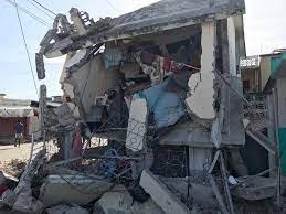 Kaufbeuren: Schweres Erdbeben auf Haiti ...