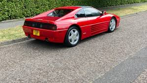 Air ride / targa top. 1991 Ferrari 348 Ts For Sale By Auction Car And Classic