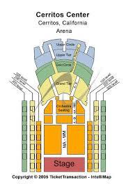 Cerritos Center Seating Chart Cerritos Center Seating Chart