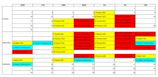 Formatos De Cronogramas De Actividades Cronograma De Actividades Cursos Casa Ucv Octubre Diciembre 2010