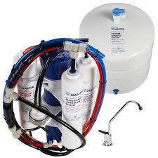 best under sink water filtration systems
