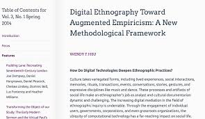 observation essay sample tore > pngdown  digital ethnography paper is out ethnographic research examples screen shot 2014 05 08 ethnographic research paper
