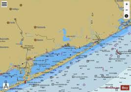 Lake Conroe Nautical Chart Matagorda Bay To Cedar Lakes Side A Marine Chart