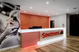 office design sydney. Office Design Reception Area With Timber Sydney O