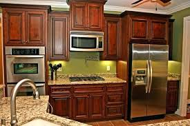 rustic cherry kitchen cabinets. Simple Kitchen Rustic Cherry Cabinets Inspiration Ideas Kitchen  With Modern Kitchens And Baths St Mo With Rustic Cherry Kitchen Cabinets R
