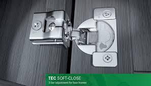 Grass TEC Soft Close Cabinet Door Hinge