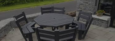 TANGENT  Premium Recycled Plastic Lumber ManufacturerRecycled Plastic Outdoor Furniture Manufacturers