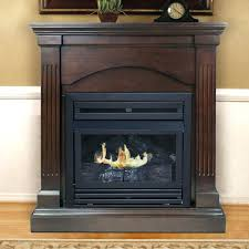 ventless gas fireplace smell dual fuel vent free wall mount gas fireplace natural smell safety in
