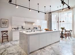Marble Kitchen Floors Kitchen Backsplash Glamorous White Origami Lighting Marble