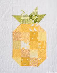 Pineapple Quilt Pattern Extraordinary The Pineapple Quilt Quilty Love
