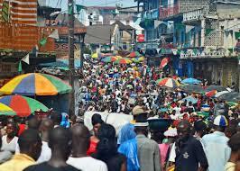 Image result for POPULATION IN AFRICA