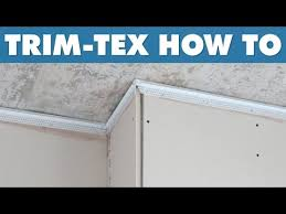 trim tex how to installing deflection