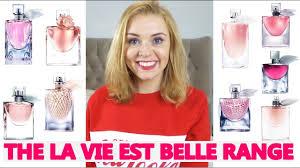 <b>LANCOME LA VIE</b> EST BELLE PERFUME RANGE REVIEW   Soki ...