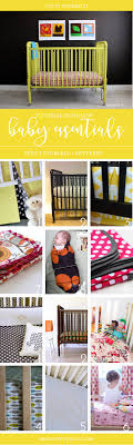 Crib Bedding Patterns Best Inspiration Design