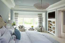 blue interior paintContemporary Bedroom Design within Blue Interior Paint  Home