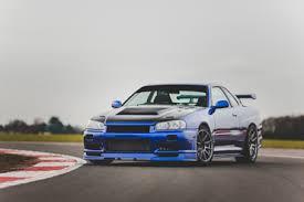 Nissan R34 <b>Skyline</b> - <b>Drift</b> Limits