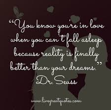 You Know You Re In Love When Quotes