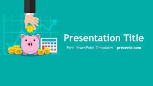 Powerpoint Financial Free Personal Finance Powerpoint Template Prezentr