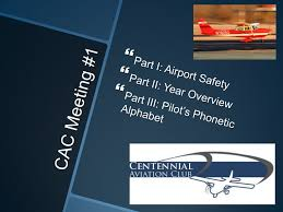 Syllables to be emphasized are underlined for the letters. Airport Safety Year Overview And Phonetic Alphabet Groups B C D