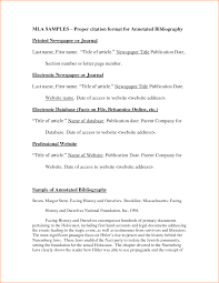 how to make annotated bibliography mla format SP ZOZ   ukowo