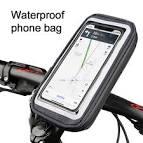 <b>LEEHUR Waterproof Bike Phone</b> Holder Bag Bicycle Handlebar ...