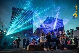 Laser Light Show Colorado Springs A Laser Show To Celebrate Local Immigrants Stories And
