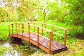 Japanese Style Garden Bridges Furniture Outstanding Coral Coast Harrison Wood Garden Bridge