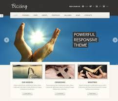 Free Church Website Templates Stunning Good Church Website Templates Religious Website Templates Free