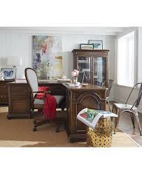 Image Cherry Wood Clinton Hill Cherry Home Office Furniture Collection Created For Macys Macys Furniture Clinton Hill Cherry Home Office Furniture Collection