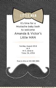 Mustache And Bow Tie  EtsyBow Tie And Mustache Baby Shower