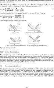 Circular Hollow Section Connection Design Construction With Hollow Steel Sections Design Guide For