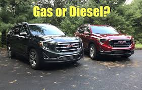 2018 gmc 2500hd all terrain. fine all 2018 gmc terrain awd crossover turbo gas diesel comparison for 2500hd all