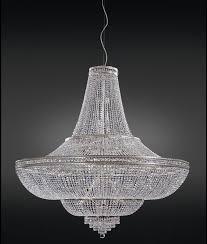 amazing swarovski crystal chandelier
