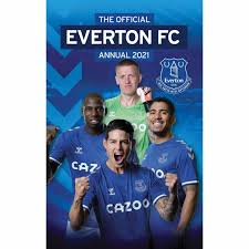 This page displays a detailed overview of the club's current squad. Everton Fc Annual 2021 At Calendar Club