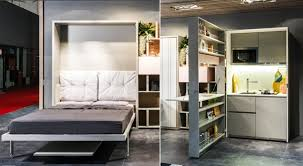 two in one furniture. Clei Two-in-one Hideaway Kitchen And Murphy Bed Two In One Furniture E