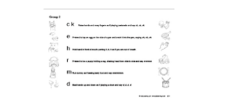 Essential phonics plus your imagination. Jolly Phonics Actions Sheet English Resource For Eyfs To Ks1 Teachwire Teaching Resource