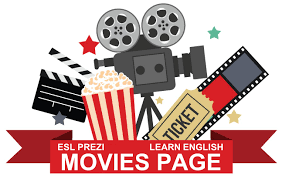 types of movies different movie types esl prezi