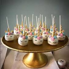 Unicorn Cake Pops Sugarush My Local Bee