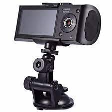 Camera Hành Trình Ống Kính Kép Cho Xe Hơi R300/x300 Tự Động Khởi Động Với  Tính Năng Theo Dõi Gps Logger - Buy Xe Núi Máy Ảnh,Camera Ô Tô,Dash Máy Ảnh  Product