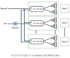 wiring diagram for downlights transformers wiring eco genius philips led 12v transformer 15w on wiring diagram for downlights transformers