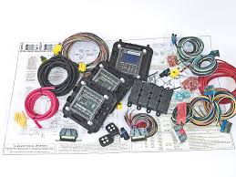 multiplexing wiring kit simplifying modern hot rodders wiring hrdp 1001 02 isis multiplexing wiring kit