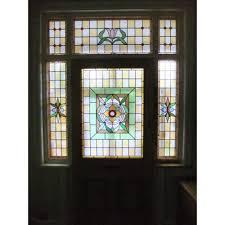 front doors winsome stained gl door