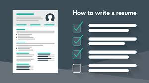 How To Write A Professional Resume How to Write a Resume in 100 Guide for Beginner 94