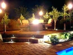 outdoor lighting idea. Outdoor Patio Lights Ideas Idea For Or String Lighting .