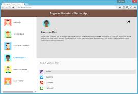 asp.net angular-material starter - CodePlex Archive