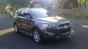 All Chevy chevy captiva 2012 : 2012 Chevrolet Captiva 2.0 LT VCDi AWD. Start Up, In Depth Review ...