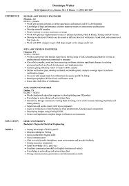 Digital Design Engineer Resume Asic Design Engineer Resume Samples Velvet Jobs 19