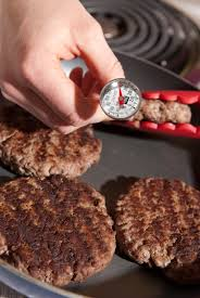 Hamburger Patty Temperature Chart Ground Beef Safe Handling And Cooking Food Safety News