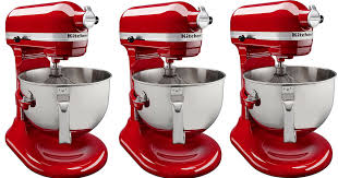 the kitchenaid professional stand mixer is now on for only 219 on