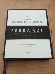 Le Grand Cours De Cuisine Ferrandi Les Recettes à Lannie